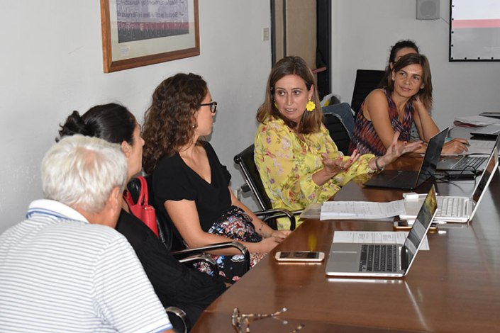 Maria-Mosquera-in-Rome-for-InnovaConcrete-meeting