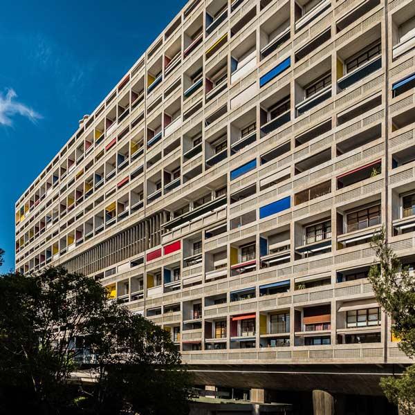 Unité-d'Habitation-in-Marseilles
