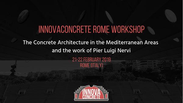 InnovaConcrete-ROME-Workshop
