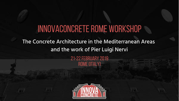 InnovaConcrete-ROME-Workshop