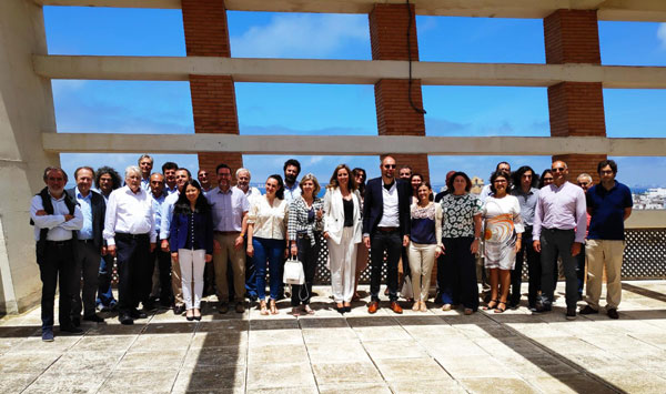 InnovaConcrete Review Meeting cadiz