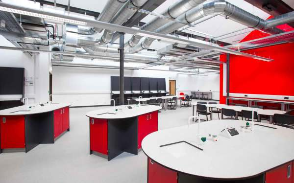 Commercial And Education Interiors Innova Design Group