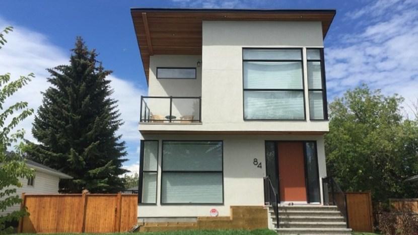 Example of Custom Home