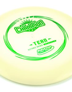 The tern is  fast slightly understable disc that designed for long shot shaping throws with flight path maximizes glide also innova golf rh innovadiscs