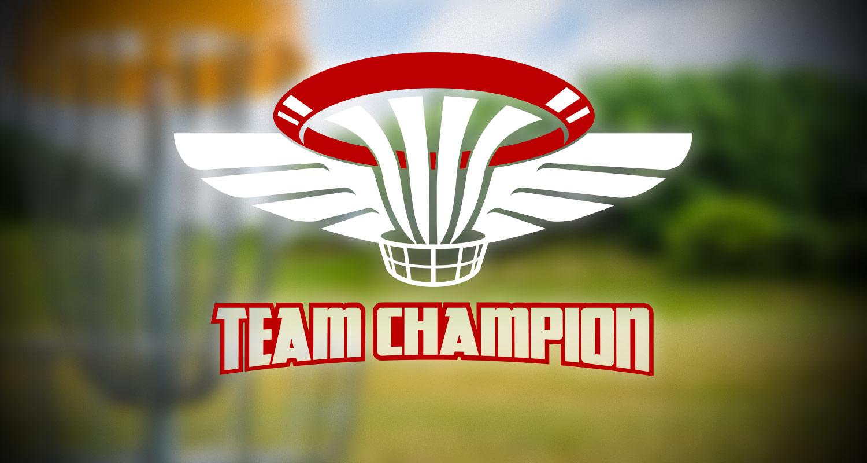 Team Champion Innova Disc Golf