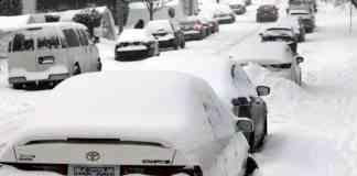 Quebec: nevada pre-invernal 12 de diciembre de 2017