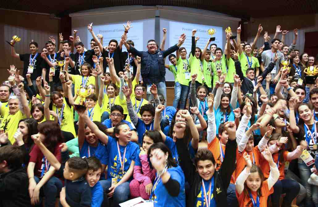 PTS Granada, First Lego League, curso lego, Granada