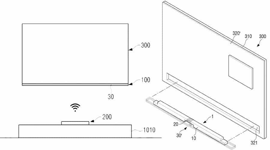 Samsung développe une télévision sans aucun câble
