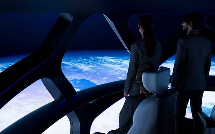 EOS-X Space sitúa a España a la cabeza del turismo espacial: llevará a  10.000 personas a la frontera del espacio en esta década - innovación en  español