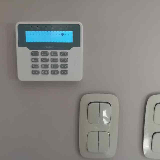 Satel alarm system innovatec