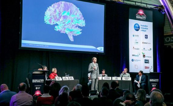 Lee Reid, one of the innovators presenting at IMPACT7 event in Melbourne August 2017