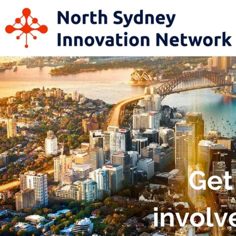 Brand, Marketing and Website for North Sydney Innovation Network