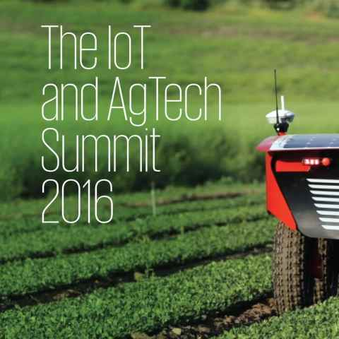 Internet of Things: AgTech