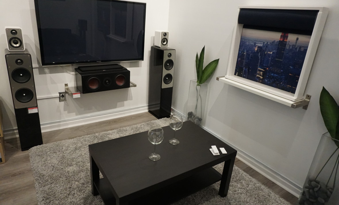 small resolution of home theater wholehouse audio surveillance rack system structured wiring