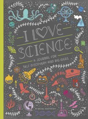 I Love Science cover