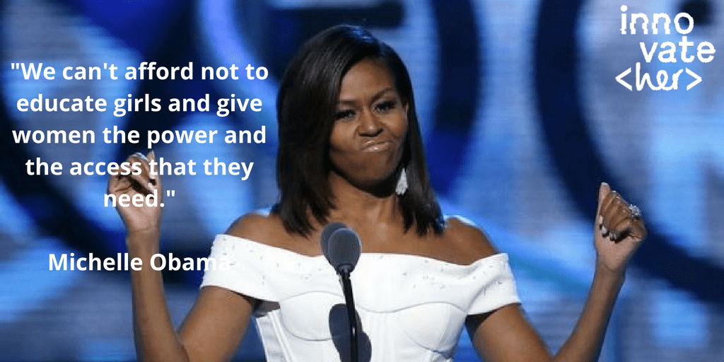 10 Of The Most Inspiring Quotes From Michelle Obama Innovateher