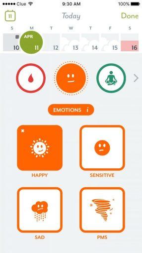 Clue App Preview