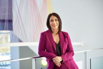Jenny Davies CEO of M247