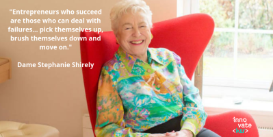 Dame Stephanie Shirley quote