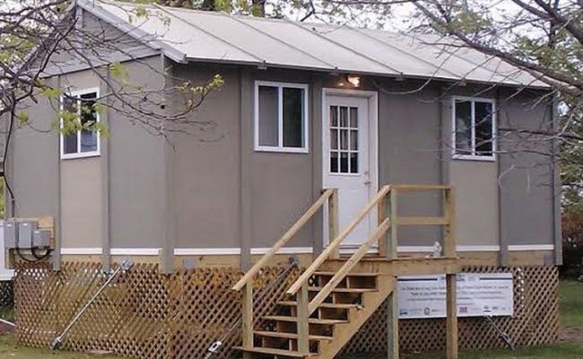 Building A Better Economy One Tiny House At A Time