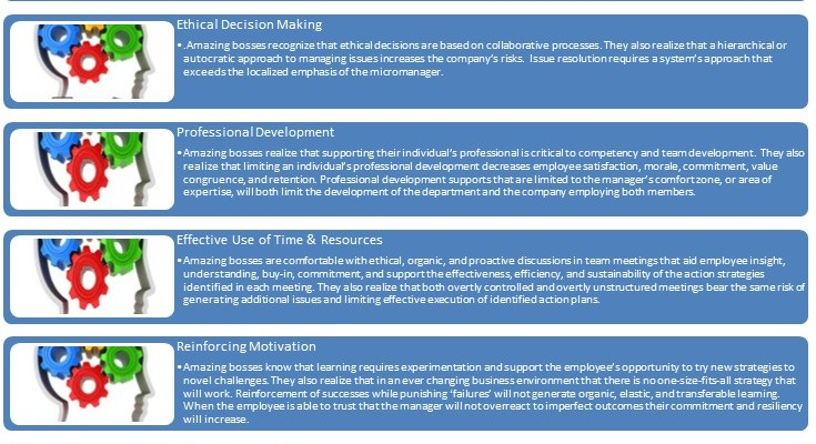 Leadership Competencies & Employee Engagement Innovation