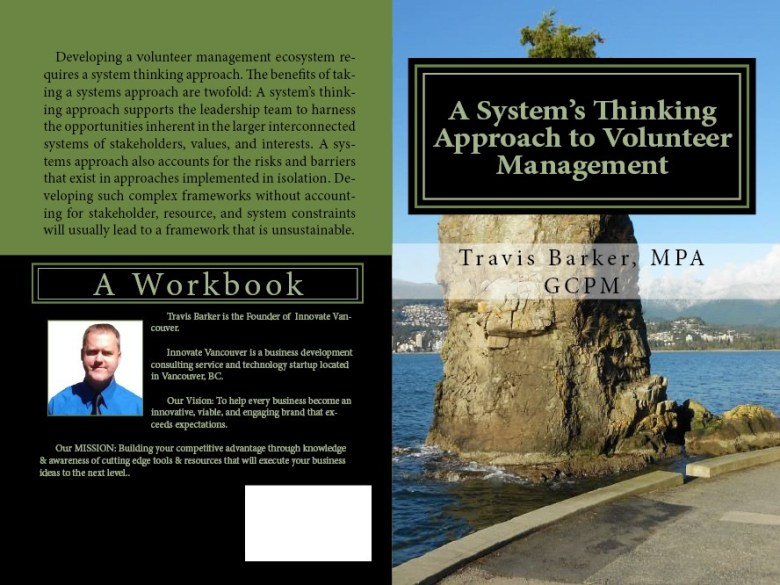 A System's Thinking Approach to Volunteer Management (Book)
