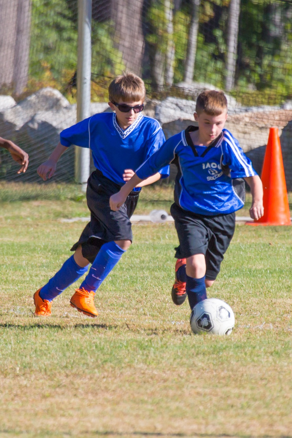 MS Boys Soccer  Innovation Academy Charter School