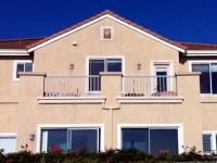 Fiberglass Sliding Door & Glass Railing Installation in ...