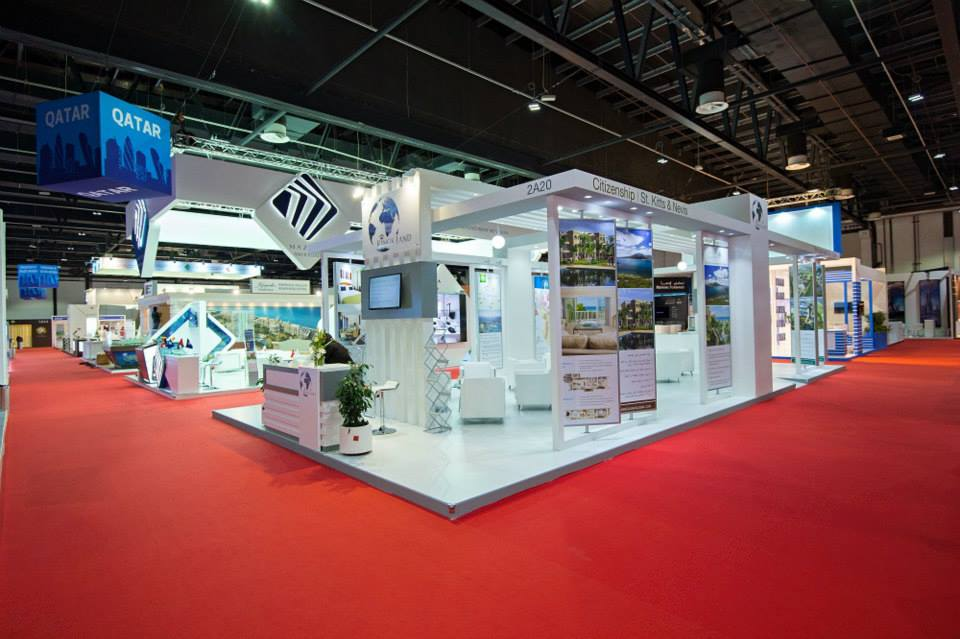 Hiring The Best Exhibition Stand Contractor Dubai To Help Design Visually EyeCatching Stands
