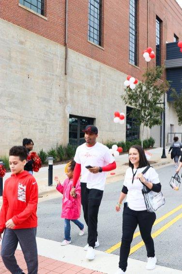 American Association Heart Walk-106