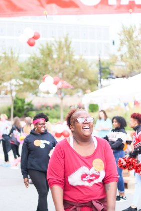 American Association Heart Walk-85