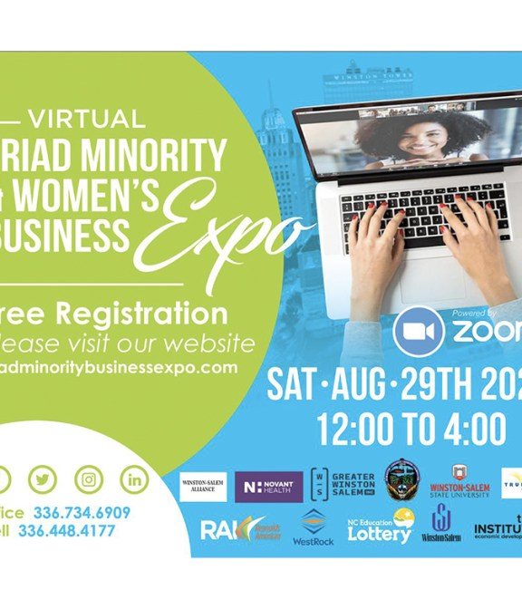 Triad Minority and Women's Business expo