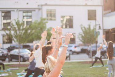 WFIQ - Yoga in the Park-23