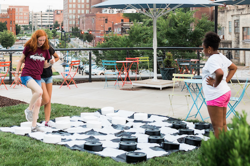 Placemaking in an innovation district brings the community together