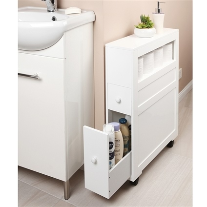 Slim Bathroom Organiser  Innovations