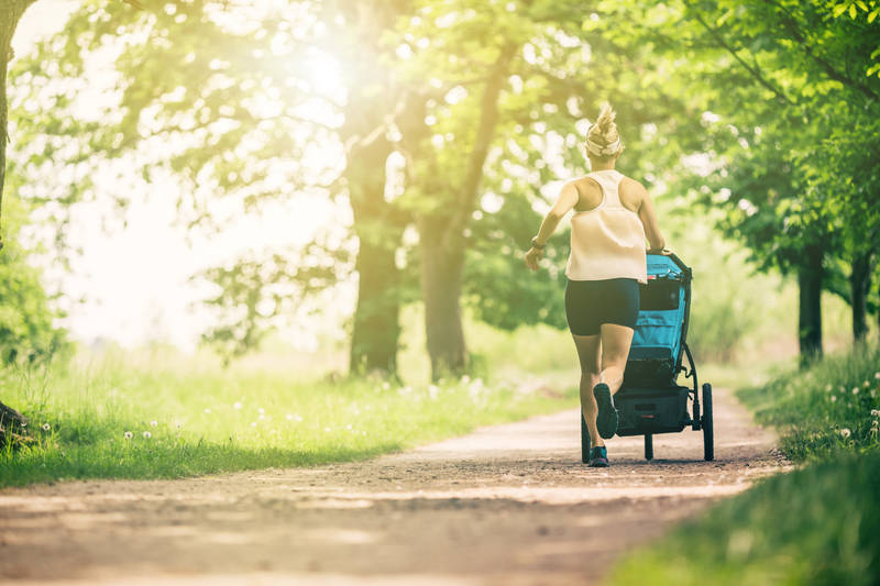 How to return to Exercise after having a baby Free E-Book