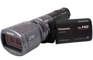 Panasonic announce World's first integrated twin-lens Full HD 3D camcorder