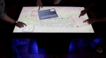Ideum unveils new museum-ready, 55-inch multitouch table
