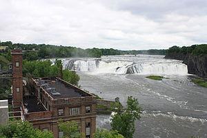 Cohoes falls, June 2009