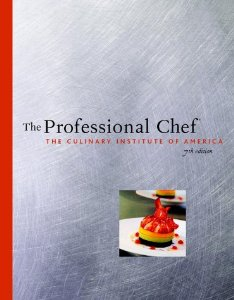 """Cover of """"The Professional Chef"""""""