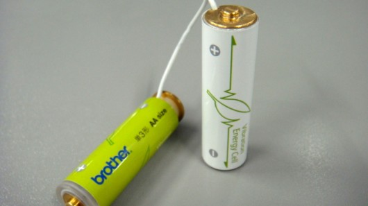 Brother's Vibration Energy Cell batteries to shake up power generation for low power devices