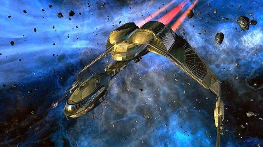 Klingons take note - nanotubes could allow spaceships to disappear