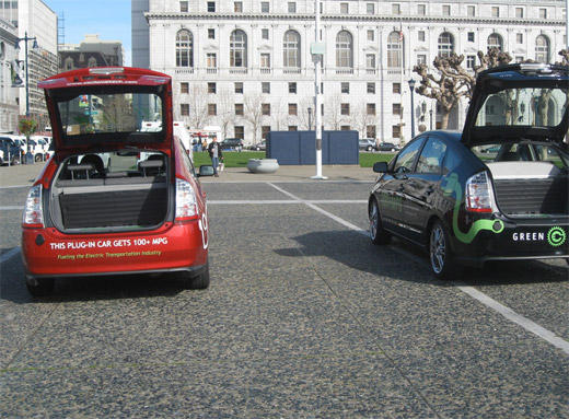 Is Zero Pollution's Compressed Air Car Too Strange for the U.S. Market?
