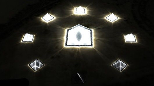 Lunar Cubit solar pyramids