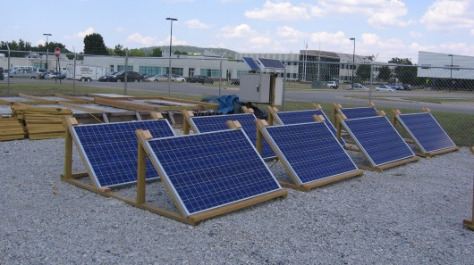 Army Seeks Clean Energy With new Power Station