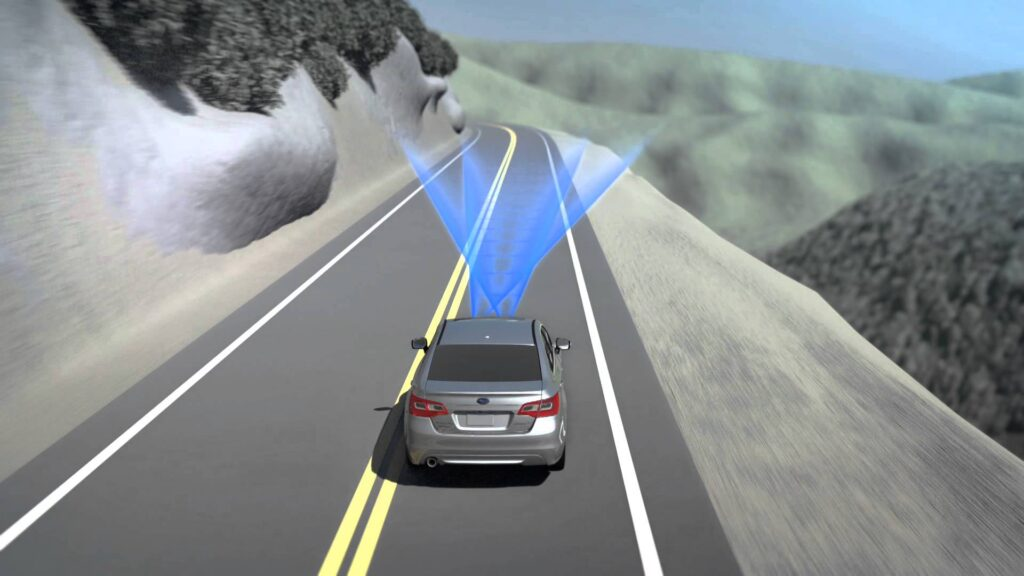 Students' new invention could help improve road safety