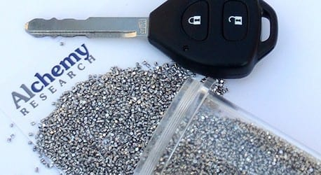 New Cleantech Co To Power Cars With Aluminum Grains