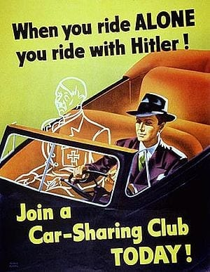English: World War II agitprop from the United...