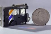 Researchers Almost Double Light Efficiency in LC Projectors