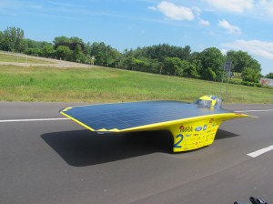 The Solar-Powered Dream Car That Just Won A 1,650-Mile Race